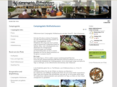 willedesign-weblayout camping